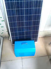 solar module system 12v 24v 1000w for home and hotel