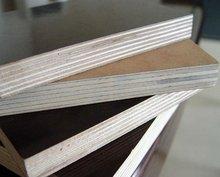 thin WBP glue poplar core film faced plywood/construction plywood/concrete formwork board