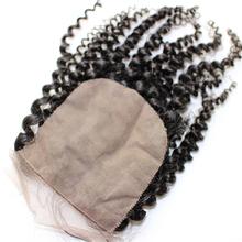 homeage alibaba no shedding 130% density 100% human hair silk base lace closure new arrival 2015 hot sales
