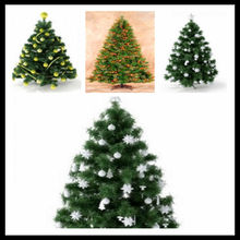 Popular PVC Artificial Competitive Led Christmas Tree for Christmas Day Decoration