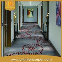 Exquisite Modern Wool Handmade Hotel Corridor Carpet