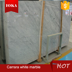 Competitive Price imported Carrara White Marble