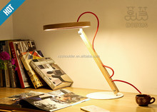 Hot sell contemporary desk lamp for bedroom living reading