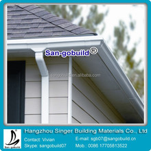 Building House Hot Sale Roofing Gutter System Pvc Material