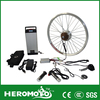 Easy to connect! High speed Rear Wheel 36V 350W Electric Bicycle conversion Kit/electric bike mini motor wheel kit
