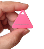 Bluetooth 4.0 Anti-Lost Seeker pet key chain micro gps transmitter tracker