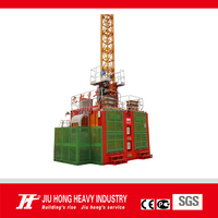 Low cost Building Hoist Only for Material In Construction