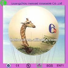 hot sale inflatable helium balloon