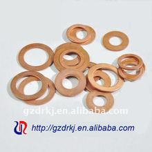 Copper washers Copper gaskets