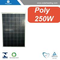 250w mnre approved solar panel