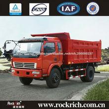 Venta caliente Dump 4x2 SITOM capacidad de volumen de camiones
