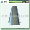 C- a forma do perfil de aço para o sistema do teto