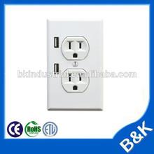 universal usb wall socket euro usb wall socket 220v electrical socket