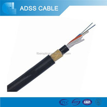 High quality optical fiber Kevlar cable ADSS