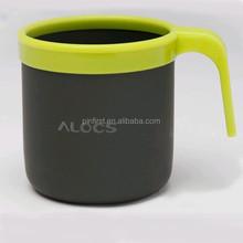 405ml Hard alumina Light Weight Outdoor Water Mug for Camping & Hiking Coffee Tea