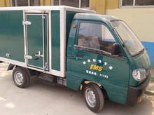 carro portal eléctrico con certificado EEC