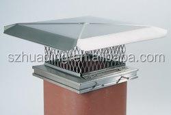 chapeau de cheminee anti pluie rev tements modernes du toit. Black Bedroom Furniture Sets. Home Design Ideas
