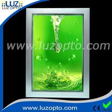 LED light to illuminate picture,low energy consumption,picture frame light box