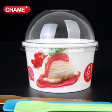 Ice cream cup with dome lid /high quality ice cream cup with dome lid/ cheap price ice cream cup