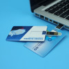 8GB16GB 32Gb 64GB credit card USB Flash Drive customized Pen drive pendrive personalized as your logo photo design pendrive