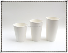 Disposable PLA paper cups disposable paper cups for drinking juice
