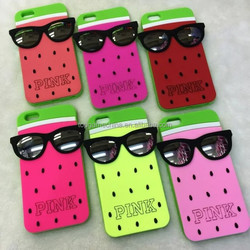 Fruit series cases for iPhone 6 plus silicone case