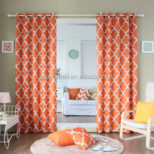 2015 Hot Sell Thermal Insulated Blackout Window Curtain