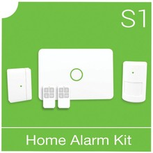 2015 Big Discount 2G/3G Wireless alarm With touch keypad, Panic alarm for Home Security S1