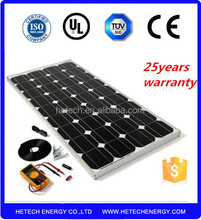 Hot sale Cheap Price Per Watt Solar Panel 12v 90W