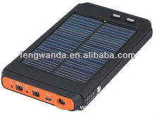 High Power 16000Mah Rechargeable Outdoor Portable Solar Mobile Charger(CE,FCC,ROHS)