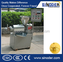 High efficiency automatic peanut/soybean/rapeseeds oil press/food processing machinery