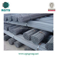 ASTM Standard and 6m Length steel rebar