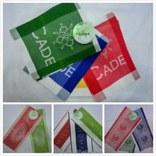 jacquard designs cotton tea/kitchen towel wholesale