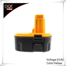 New Dewalt 14.4V 2500Mah NI-MH Battery Replacement for 14.4V Power Tools DC551KA, DC612KA, DC613KA, DC614KA, DC615KA