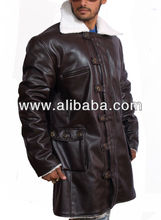 """An Inspired Replica Bane Coat From the Movie """"The Dark Knight Rises"""" Available in Faux Leather"""