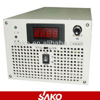 Potentiometer control 220V to 60V Regulated DC Power Supply 0-60V 30A 1800W Switching Type Power Supply