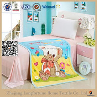 fleece bed sheets coral fleece baby blanket NZW0119
