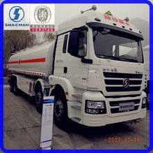 SHAANXI SHACMAN F2000 280hp 8x4 Oil Tanker for Sale