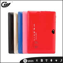 A7 quad core tablet Q88 made in china