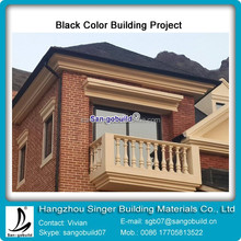 Building Material Buy Pvc Rain Gutter Colored K-style Water Gutter