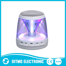 USB Wireless buletooth speaker with LED light