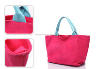 Full Printing Lovely Shopping custom color wholesale cotton bags promotional