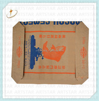 cement valve paper bag for construction industry
