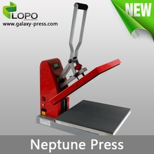 Neptune T-shirt printing sublimation machine from Lopo