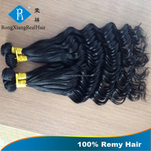 Fashion Design Hot Sale Tangle Free Shedding Free Remy Double Drawn wholesale indian hair in india