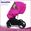 luxury UV waterproof portable baby stroller raincover