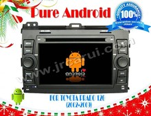 in car dvd player FOR TOYOTA PRADO Cruiser 120 Android 4.4 RDS,Telephone book,AUX IN,GPS,WIFI,3G,Built-in wifi dongle