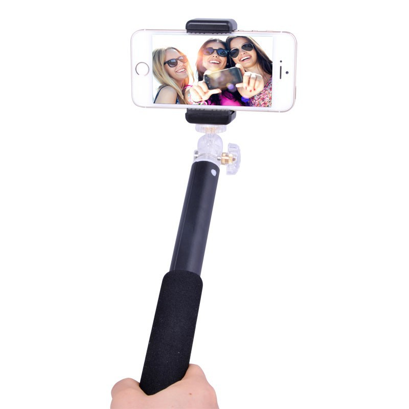 selfie stick for iphone 6 fashion design for selfie stick ce rohs reach 2015 portable wireless. Black Bedroom Furniture Sets. Home Design Ideas
