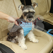 2015 car safety harness for dogs with Car Seat Belt sets