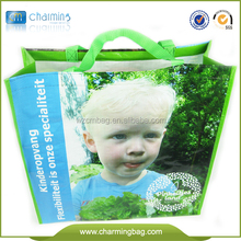 photos printing pp shopping bag,woven shopping bag,pp woven shopping bag